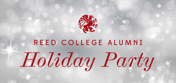 Alumni Holiday Party Header