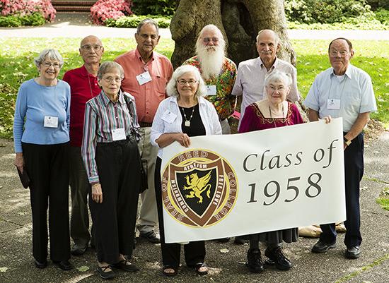 Reed College   Reunions   2013 Class Photos
